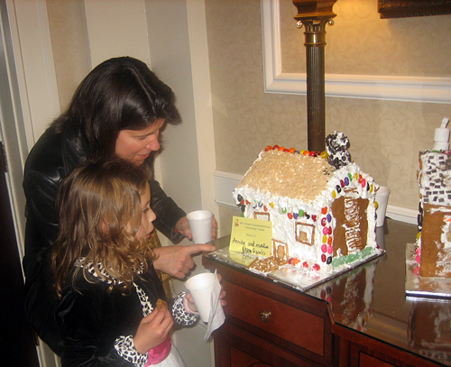 Small Gingerbread House at Claremont Resort
