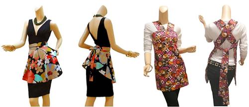 Smocks designer aprons