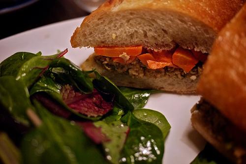 Gastro Gypsy sandwich