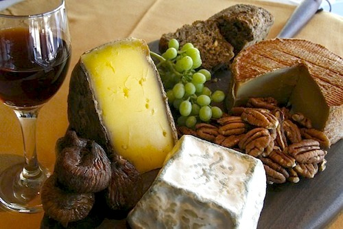 Nibblers Cheese Plate