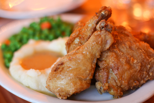 Fried Chicken of Your Dreams, Firefly