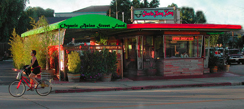 Charlie Hong Kongs is a Santa Cruz institution. Photo: Courtesy of Charlie Hong Kong