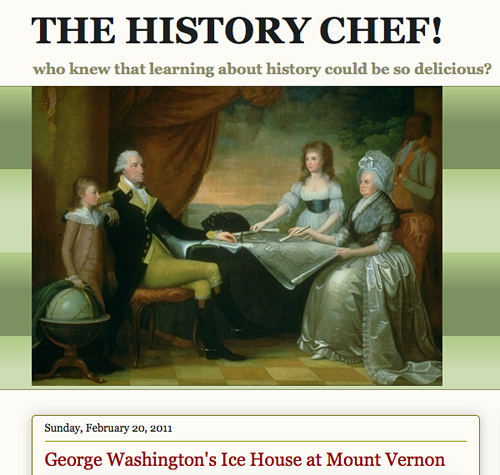 The History Chef