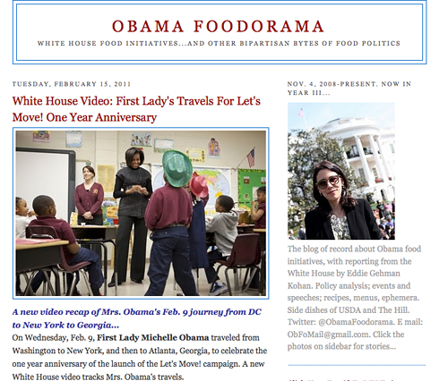 Obama Foodorama