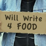 Will Write For Food, Payment Preferable