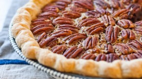 Adapting Recipes to Keep Up With the Times + Dark Chocolate Pecan Pie