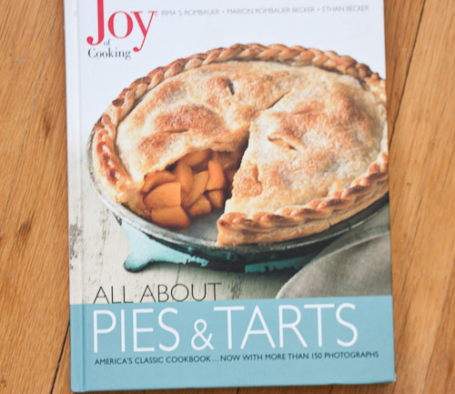 joy of cooking pies and tarts