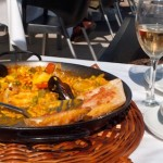 Paella in Spain: A Conspiracy