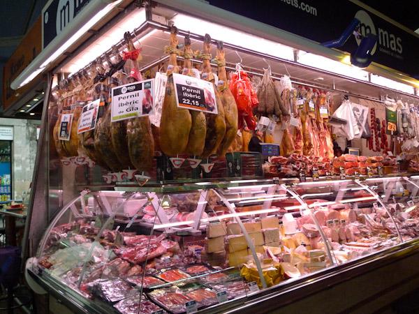 Mercat de La Boqueria de Barcelona