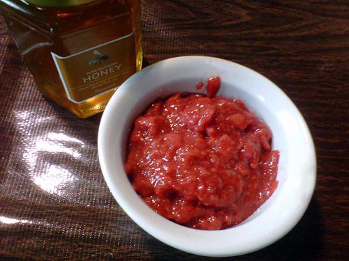 Strawberry Oven Jam