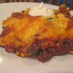 Comforting, Cheap and Kid-Friendly: Half-the-Meat Tamale Pie