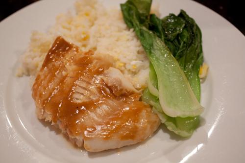 Miso Glazed Cod