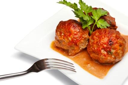 Polpettone alla Toscano, or Tuscan Meatballs Recipe