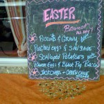 Petaluma Easter Brunch and Farm Tour