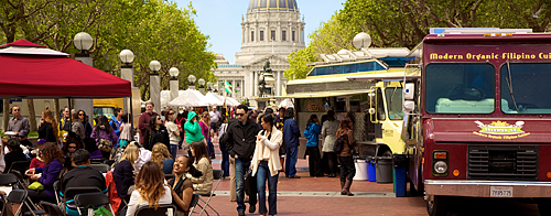 Off the Grid -- Civic Center