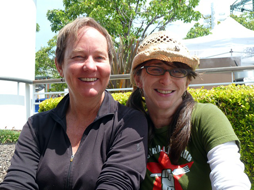 Karen Hester and Elizabeth August - Guerrilla Grub