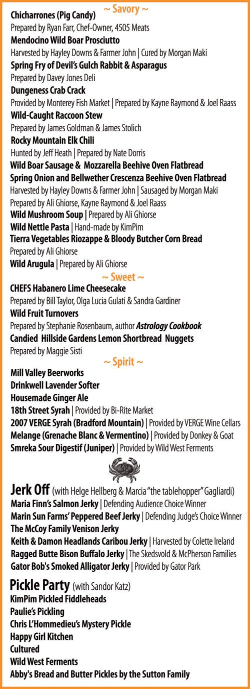Wild Game Feast Swamp Cabbage Film Benefit – Bill Nye Nutrition Worksheet