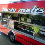 Food Trucks: Toasty Melts is Grilled Cheese Goodness