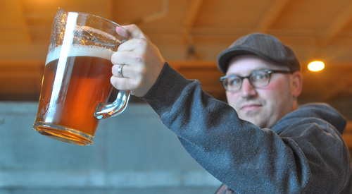 Almanac Beer Company: Local brewers, local ingredients