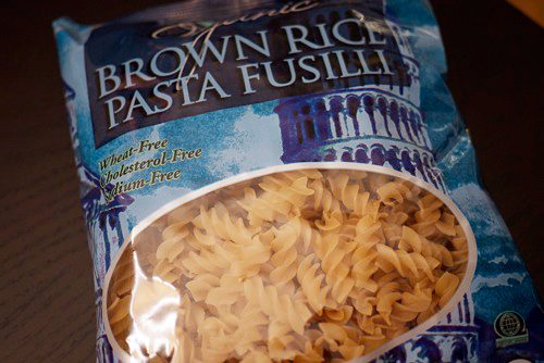 Trader Joes Brown Rice Pasta