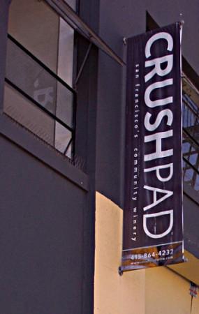 Crushpad banner