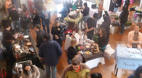 Head to New Taste Marketplace this Saturday for good eats