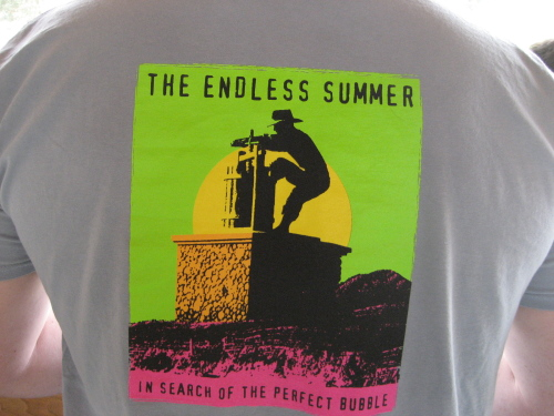Endless Summer t shirt