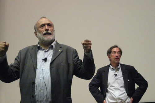 Slow Food Founder Carlo Petrini