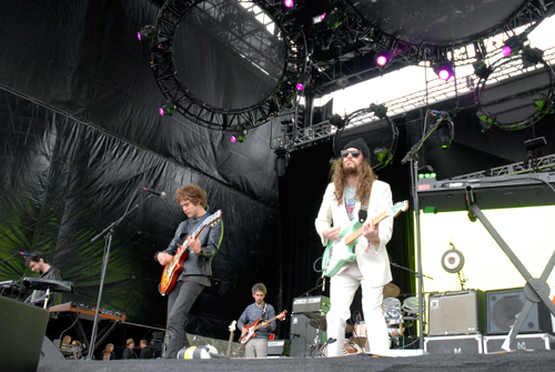 MGMT at Outside Lands 2011. Photos by Wendy Goodfriend