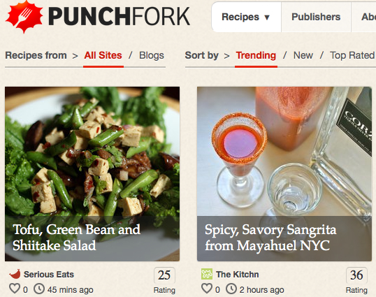 Recharge your culinary repertoire with curated recipe websites bay recharge your culinary repertoire with curated recipe websites forumfinder Images