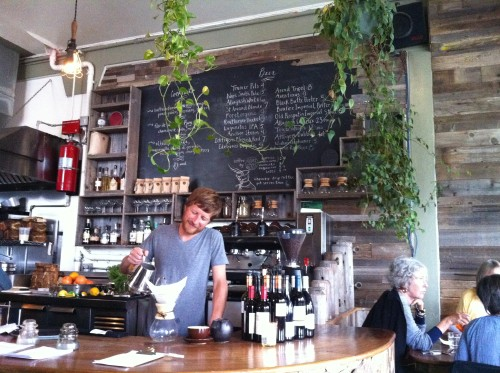 Outerlands: The Best Out-of-the Way Restaurant in San Francisco