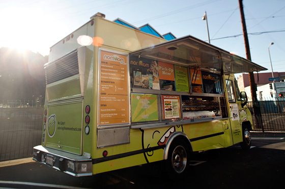 The Nom Nom Truck: SoCal Comes To NorCal