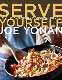 Serve Yourself book cover. author: Joe Yonan