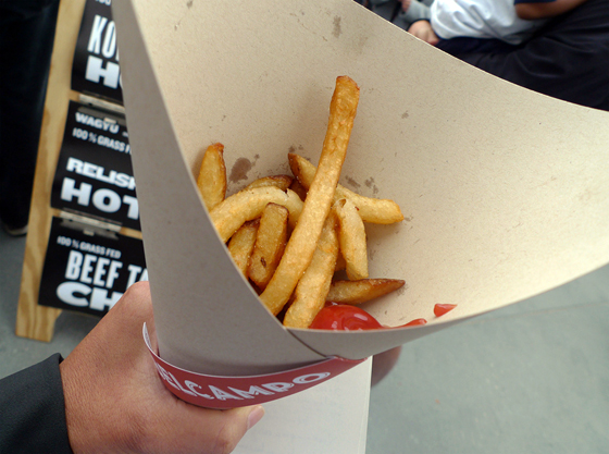 Belcampo Tallow Fries. Photo: Jenny Oh