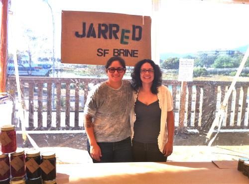 Farmers' Market Profile: JARRED  SF brine