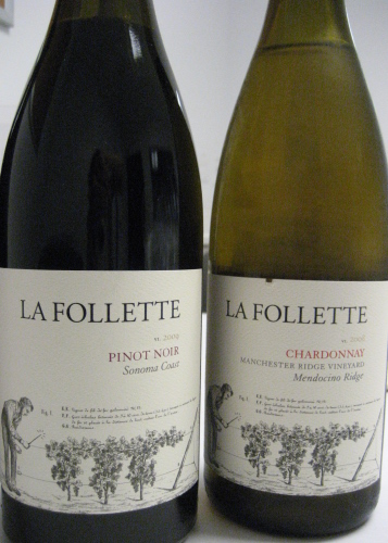 La Follette wines