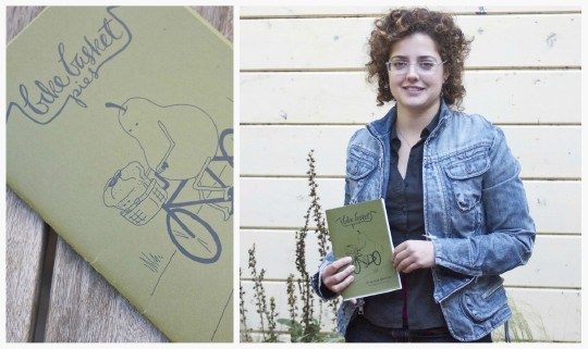 Life After Bike Basket Pies:  The Release of Natalie Galatzer's Pie Booklet