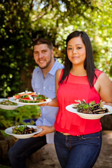Restaurant Favorites and Honeymoon Updates from Chefs Grace Nguyen and Chad Newton