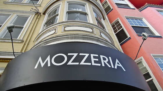 Deaf-Owned Mozzeria Shows Signs of Great Pizza Coming to the Mission