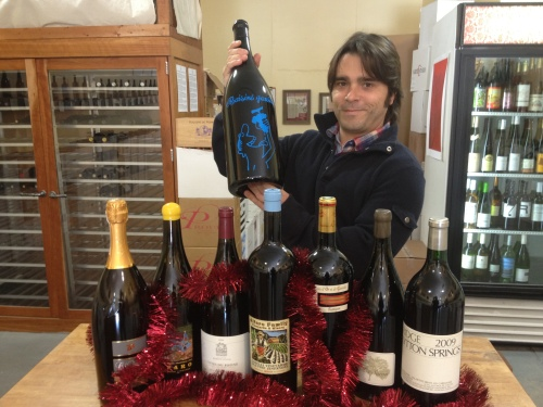 Small Lot Holiday Wine Winners