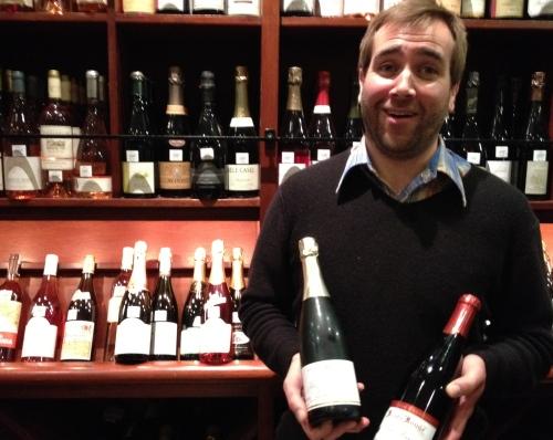 Ian Becker, Arlequin Wine Merchant