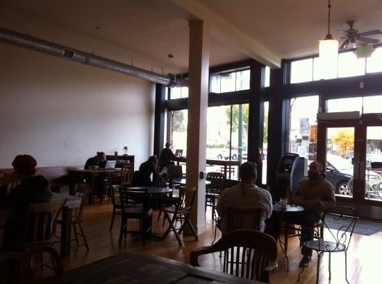 arbor cafe interior
