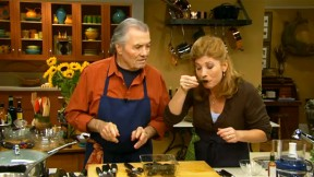Jacques Pepin Cooking Tips: How to Clean Mussels