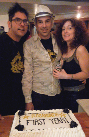 Raymond Lobato, Josh Margolis, Jennifer Tucci - Rosamunde