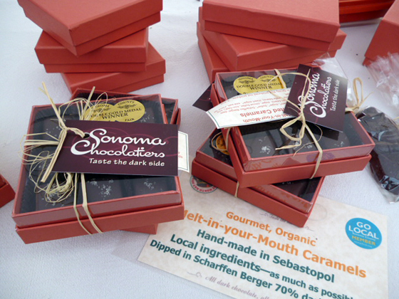 Holiday Gifts from the Farmers' Market: Sebastopol and Marin Civic Center