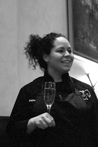 Chef Stephanie Izard