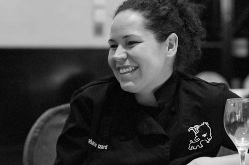 Dinner and Q & A with Chef Stephanie Izard