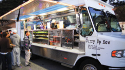 Curry Up Now Food Truck - Telstar Logistics/Flickr