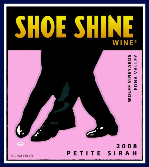 Shoe Shine Wine, gay label