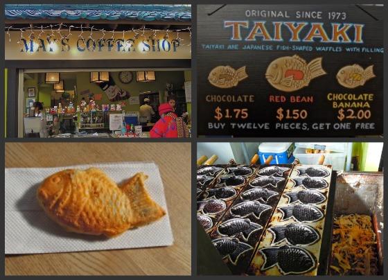 taiyaki fish pastry